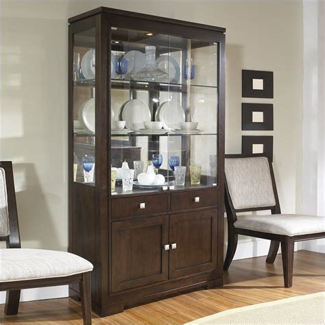 Furniture > Dining Room furniture > China Cabinet > 2 Piece China Cabinet