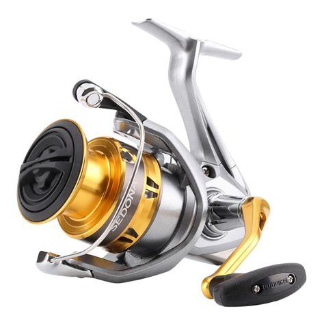 new original shimano sedona fi 1000 c5000xg line cup spinning fishing reel 3 1bb hagane