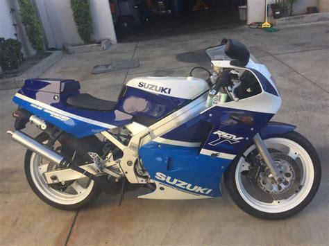 Suzuki Sp by Quarter Liter Gamma 1988 Suzuki Rgv250γ Sp Vj21 For Sale