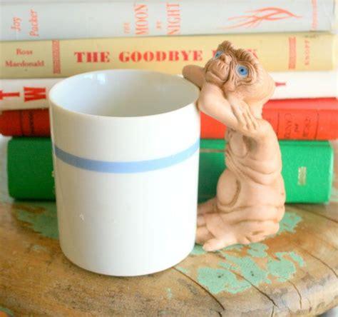 Et Coffee 1980s et coffee mug collectible 1980s avon 1983
