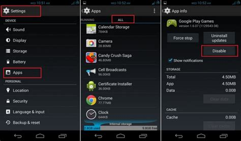 uninstall app android how to quickly speed up a android phone