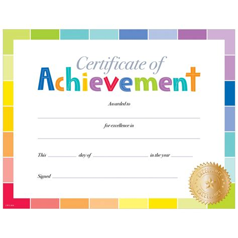 student award certificate template image collections templates