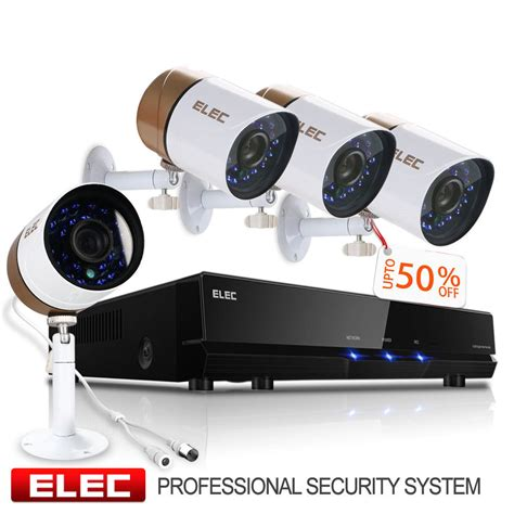 elec 174 4ch 960h hdmi dvr 900tvl home ir security