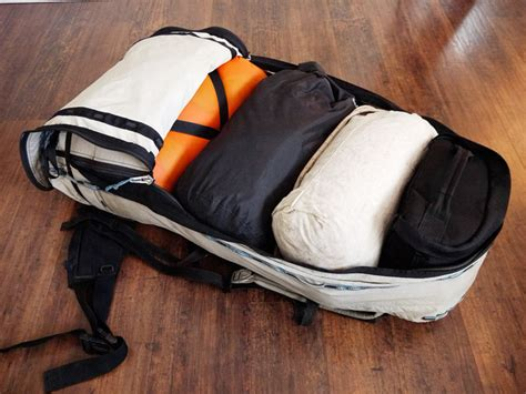 front opening backpack panel loader backpacks for hiking photographers mountain