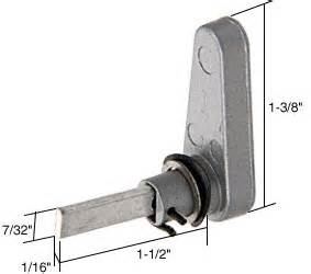 Patio Door Latch Lever by Discontinued Latch Lever Sliding Patio Door Diecast