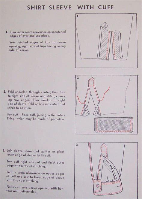 sewing a shirt cuff placket sabrina student designer 000 0001 jpg image vest patterns pinterest sleeve