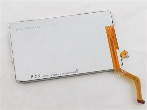 Lcd 3ds Xl Original original top lcd screen display repair part for new