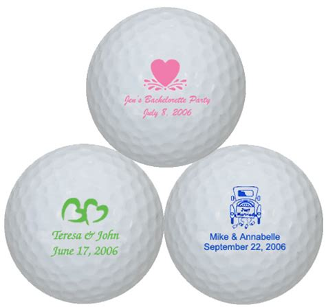 personalized golf balls set of 12