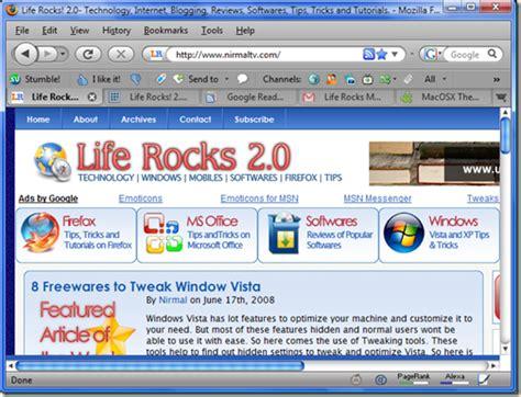 firefox themes for mac firefox 3 themes mac theme for windows