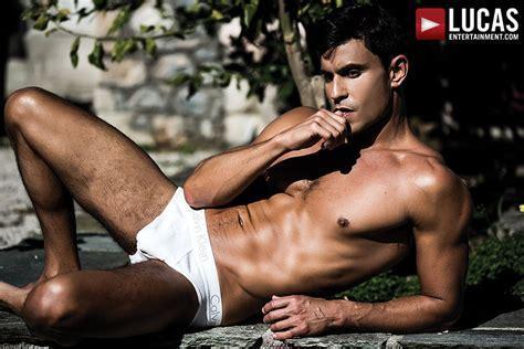 Rafael Carreras Gay Porn Models Lucas Entertainment Official Website