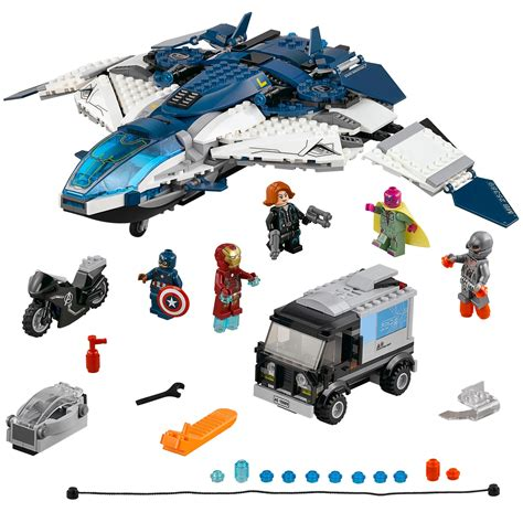 Lego Ori The Quinjet City lego marvel heroes the quinjet city