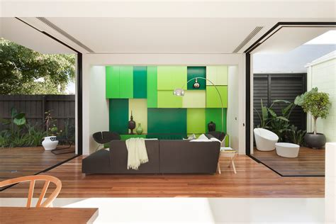 green interior design for your home mid century modernist interior design ideas