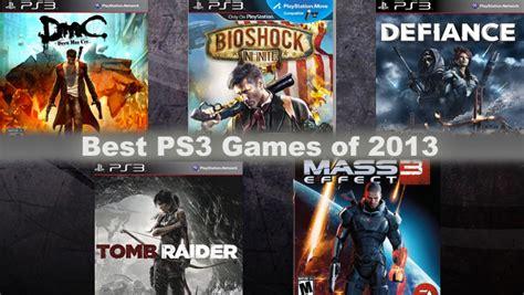 best ps3 games top 10 best ps3 games of 2013 pc games crazypundit