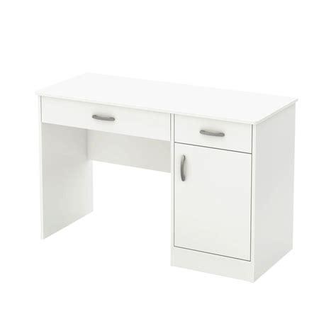 Home Depot Service Desk Associate Description by South Shore Furniture Desks Axess Work Desk In White