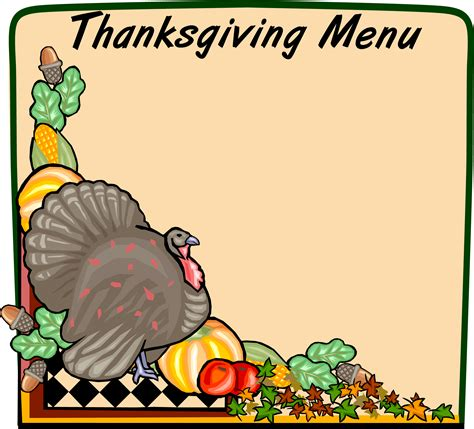 thanksgiving border clipart free free thanksgiving border cliparts co