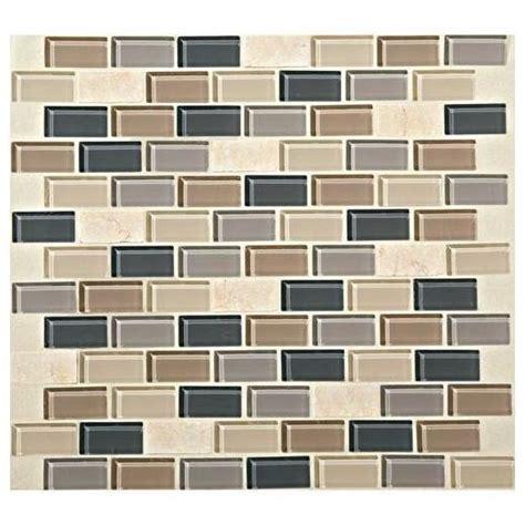 1 x 2 brick joint floor tile buy daltile mosaic traditions tile skyline 3 4 x 1 1 2