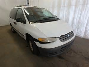 best auto repair manual 1999 plymouth voyager seat position control 2p4gp25g0xr201372 bidding ended on 1999 white plymouth voyager autobidmaster