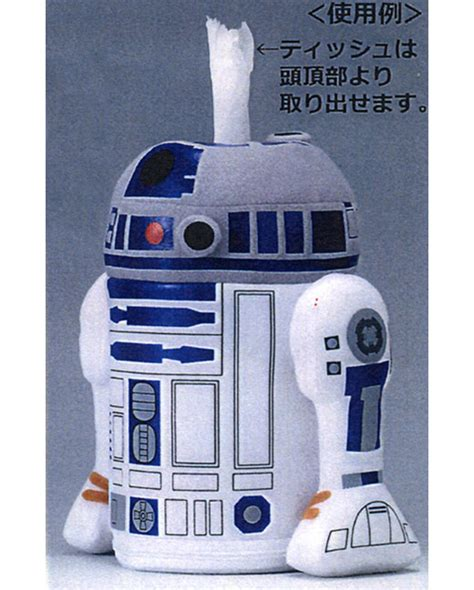 Tissue Dispensing Robot On The Prowl In Japan by R2 D2 Toilet Paper Cozy Is Squeezably Soft Technabob