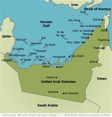 uae on world map uae map with cities browse info on uae map with cities