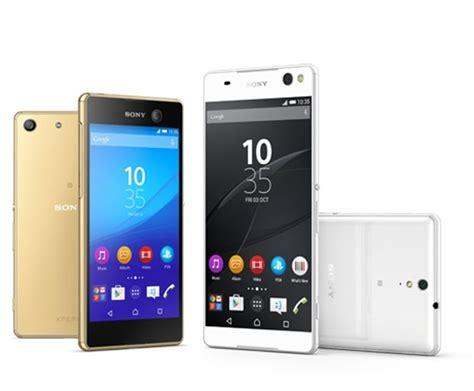 Hp Sony M5 Ultra Sony Xperia C5 Ultra Y Xperia M5 Anunciados Oficialmente