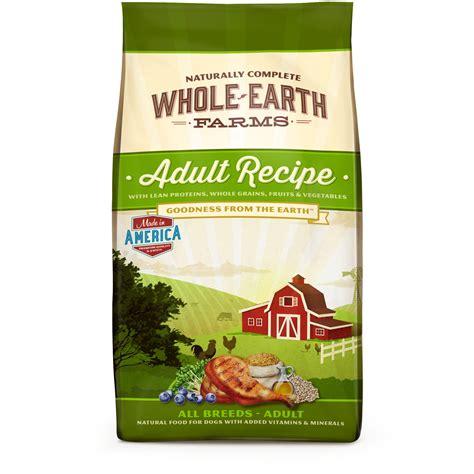 puppy food petco whole earth farms food petco