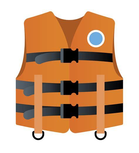 boat safety vest lifejacket clipart clipground