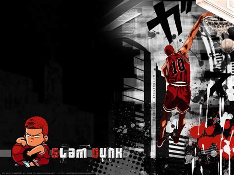 Slam Dunk Anime Wallpaper | slam dunk anime wallpapers wallpaper cave
