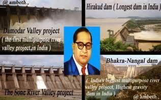 Multipurpose River Valley Project Essay by Ambeth Unknown Facts About Quot Founding Of Modern India Quot Revolutionary Dr Babasaheb