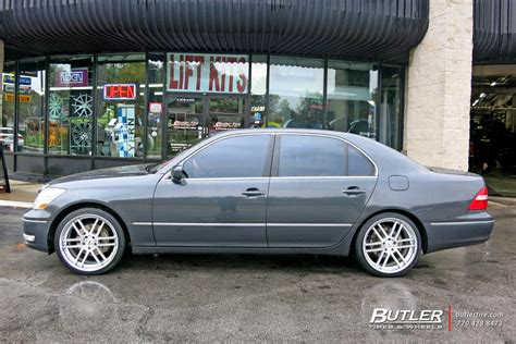 lexus ls430 rims lexus ls430 with 20in tsw rouen wheels exclusively from