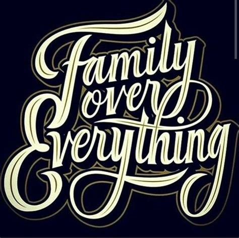 family   chicano lettering
