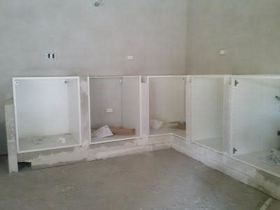 come si monta una cucina costruire una cucina in muratura con mobili ikea paperblog