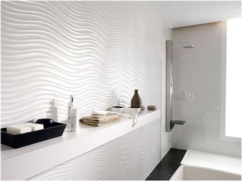 bathroom modern tile ideas backsplash: squeaky clean  stunning modern bathroom tile designs