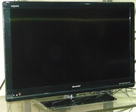 Second Led Sharp 32 sharp 32 quot led tv cebu appliance center
