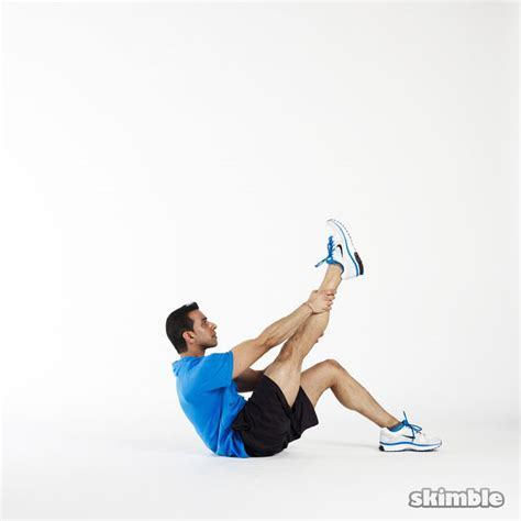 right leg climbs exercise how to workout trainer by skimble