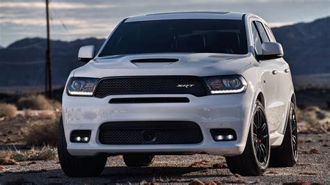 2018 dodge durango srt review top speed