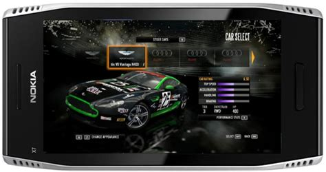 themes nokia x7 hd play nfs shift on nokia x7 and win a trip to f1 gp in
