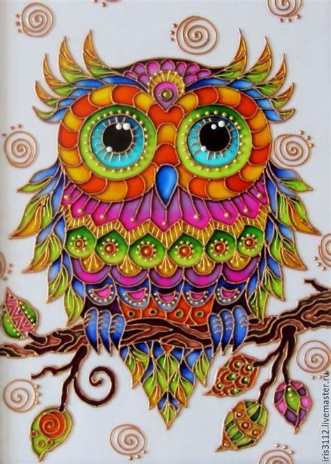 imagenes de uñas pintadas de buhos 61 mandalas y zentangles con buhos y lechuzas dise 241 os y