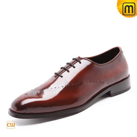 leather dress brogue shoes for cw762043