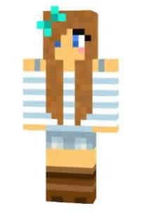 Minecraft cute girl skin png 220 215 322 ideas pinterest