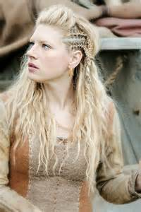 how to do viking hair lagertha vikings and lagertha hair on pinterest