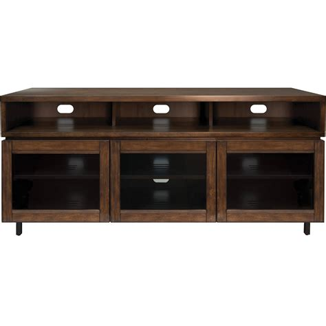 Bell Cabinets Bell O Pr45 Cocoa Finish Wood Home Entertainment Cabinet Pr45