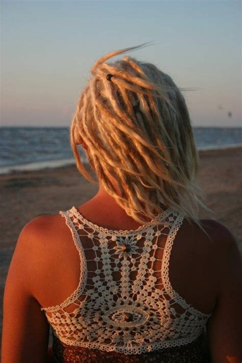 starter locks on shoulder length hair 321 best pretty dreads images on pinterest