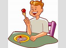 Download Eating Clip Art ~ Free Clipart of People Eating ... Free Clip Art Meatball