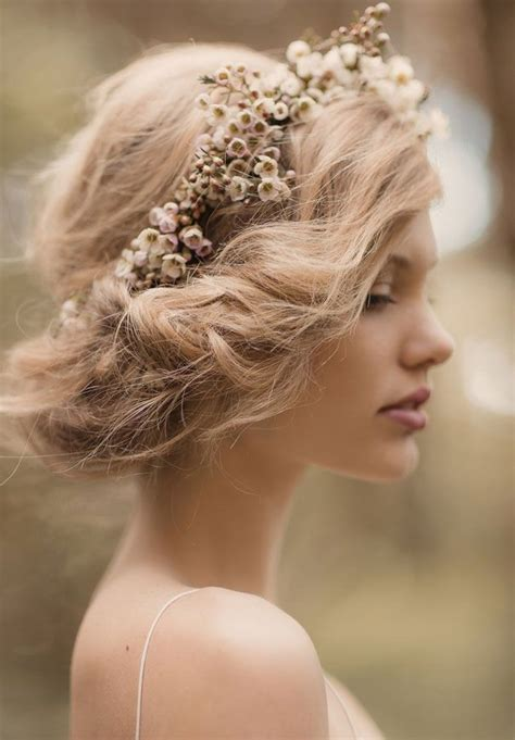 Vintage Wedding Hair With Bangs by 23 Hairstyles For Weddings Hairstyle
