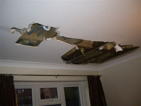 ceiling water damage covered by insurance fix in ceiling from water damage plastering in