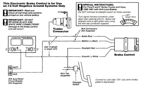 tekonsha p3 wiring diagram p3 brake controller wiring diagram wiring diagram and
