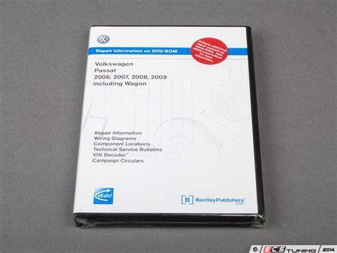 free auto repair manuals 2007 volkswagen passat instrument cluster ecs news vw b6 passat bentley service manuals