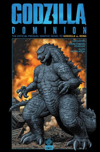 godzilla dominion ogn reviews   comicbookroundupcom
