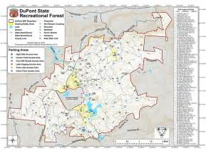 carolina forest map the pursuit of mountain dupont state forest and