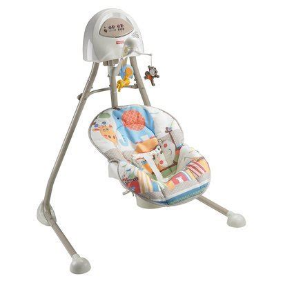 fisher price i glide cradle n swing automatic baby rockers make great baby shower gifts home